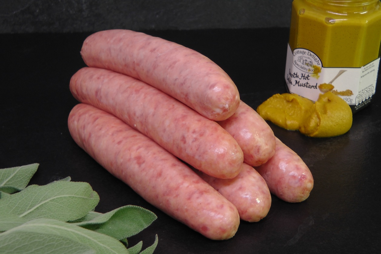 how to pre cook sausages