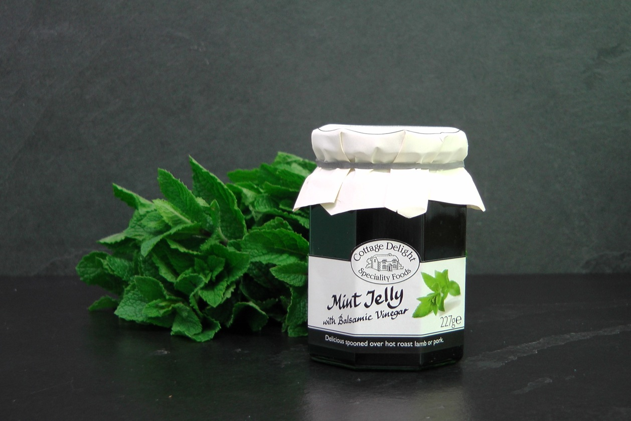 mint jelly home condiments mint jelly with balsamic vinegar the ...