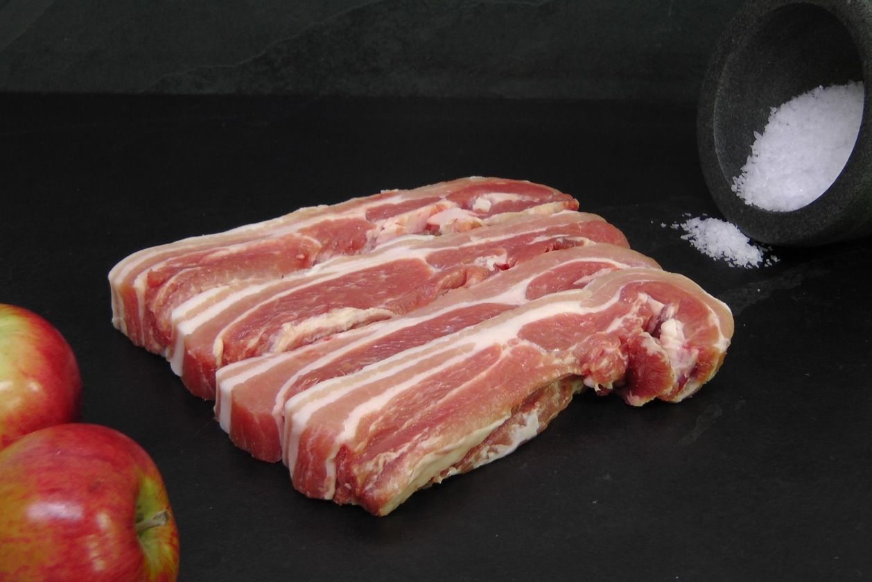 how to cook roast belly pork strips