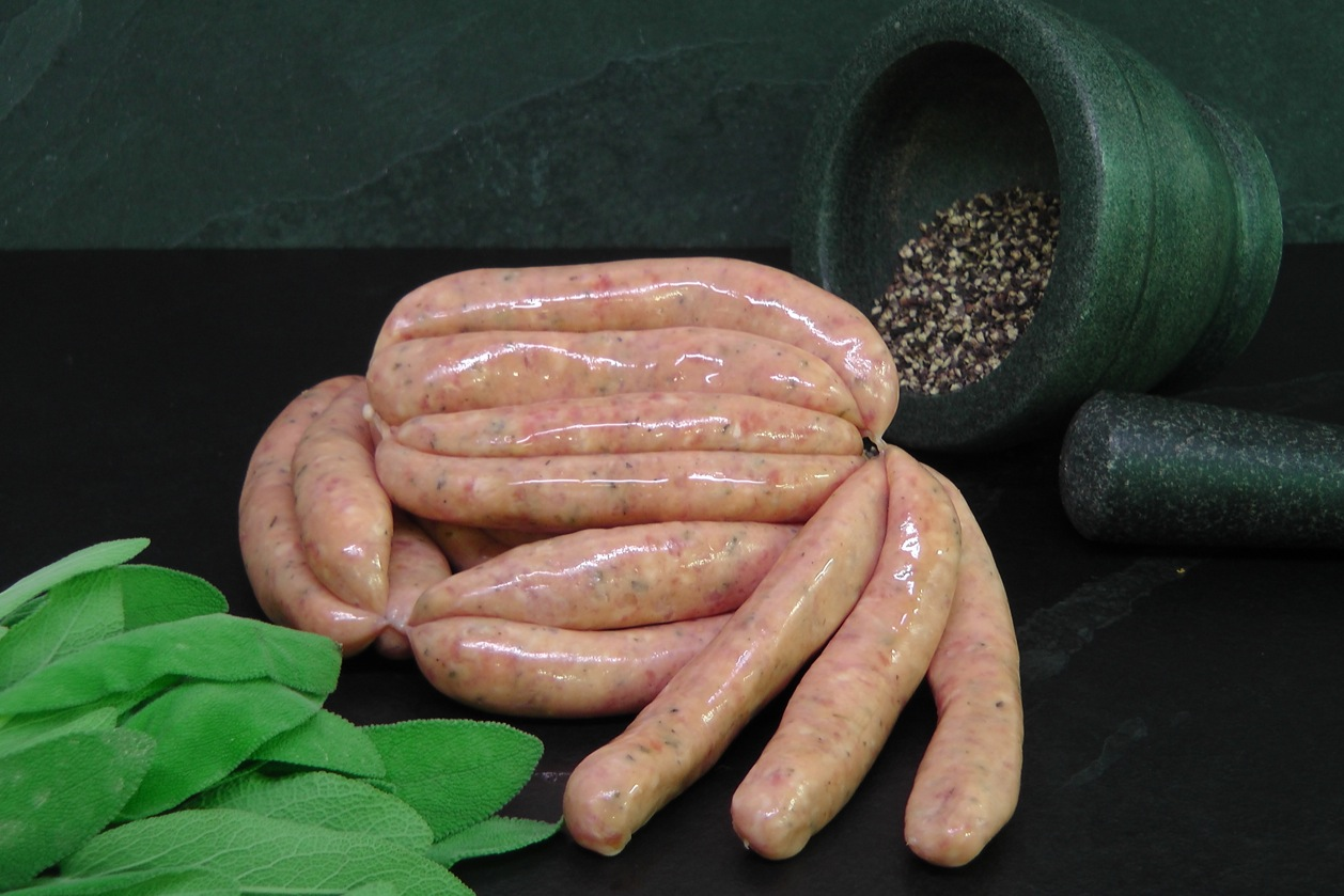 how to cook chipolatas in a pan